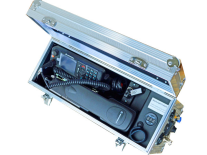 Digitalfunkkoffer Motorola mit Bedienkopf