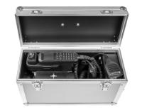 Digitalfunkkoffer Motorola inkl. HRT-Ladehalterung + Akku